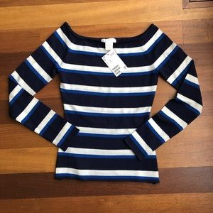 NWT knit top